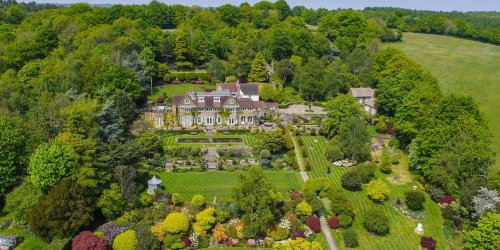 100-Year-Old English Country House With Multiple Gardens Lists for £7.5 Million
