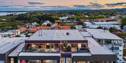 Penthouse in Queensland, Australia, With a Private Bar and 23 Parking Spots Hits the Market