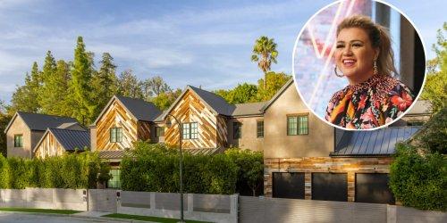 Kelly Clarkson Sells Her Los Angeles Farmhouse for $8.24 Million