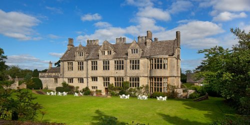 Vast Jacobean Manor That Sheltered King Charles During the English Civil War Lists for £9 Million