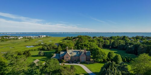 Historic Tudor-Style Estate in the Hamptons Lists for $13.5 Million