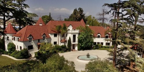 Los Angeles Castle Once Home to Phil Spector Sells for $3.3 million