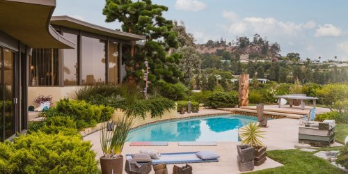 Perfectly Preserved 1970s Throwback Lists for Nearly $12 Million in Los Angeles
