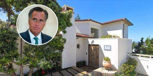 Sen. Mitt Romney Sells California Beach House for $23.5 Million