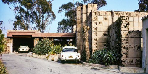 A Newly Listed $4.25 Million Los Angeles Home Designed by Frank Lloyd Wright 'Is Not for the Faint of Heart'