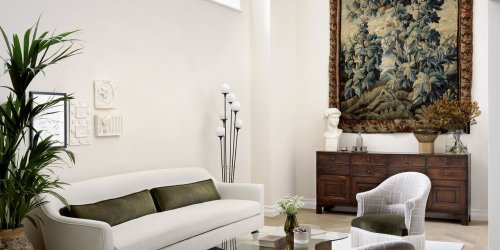 Embracing Heirlooms in a Modern Space