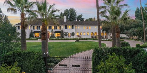 Philanthropist's Restored California Home in Exclusive Cul-De-Sac Listed for $48 Million