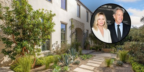 Michelle Pfeiffer and David E. Kelley List Los Angeles Home for $25 Million