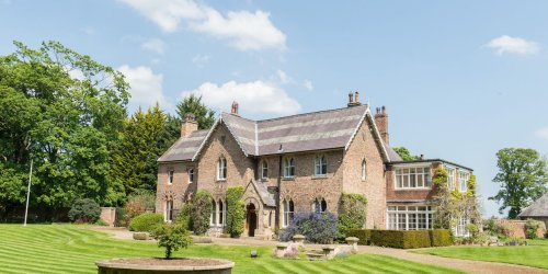 An English Country House With a Chapel Asks £2.4 Million