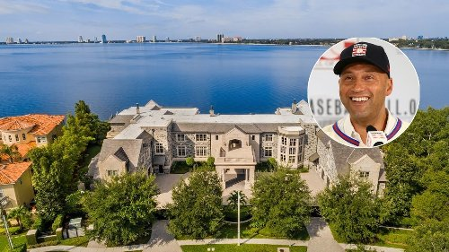 Mansion Global Daily: Derek Jeter Sells in Tampa Bay, Turks and Caicos Enjoys a Solid Start to 2021, and More