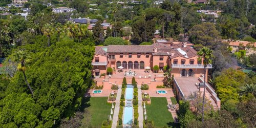 The Hearst Estate, One of Los Angeles's Most Historic Homes, Sells at Auction for $63.1 Million