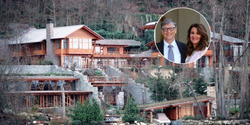 The Opulent, Futuristic Megamansion of Bill and Melinda Gates Could Be a Hard Sell