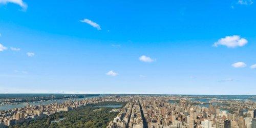 Full 79th Floor of New York's 432 Park Avenue Lists for $135 Million