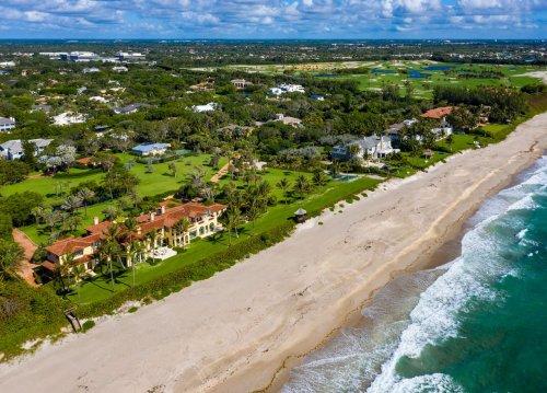 Oceanfront Palm Beach Compound Asks $80 Million