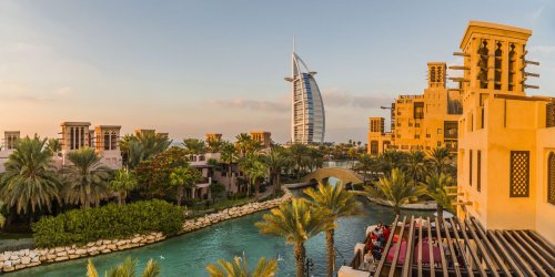 Dubai's Home Prices Trended Upward in the First Quarter
