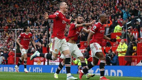 United's December 2021 fixtures announced