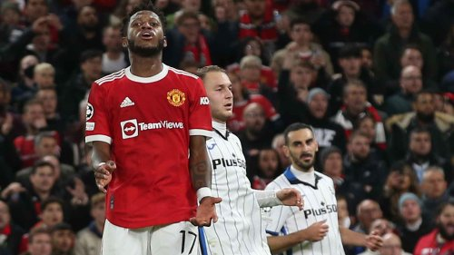 Match report: United 3 Atalanta 2