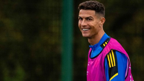 Ronaldo's short but impactful message to fans