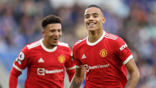 How Twitter reacted to Greenwood's stunning goal