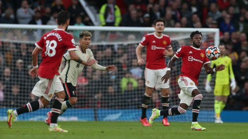 Match report: United v Liverpool