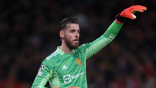 De Gea's top 10 Champions League outings