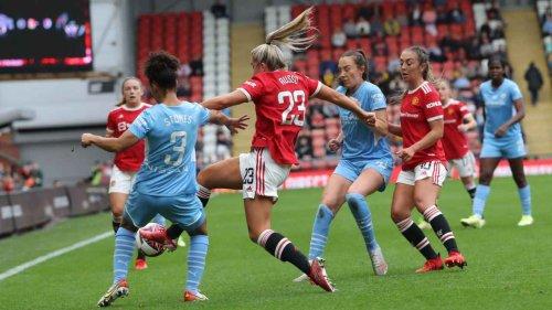 Manchester United Women v Man City WSL report 9 October 2021