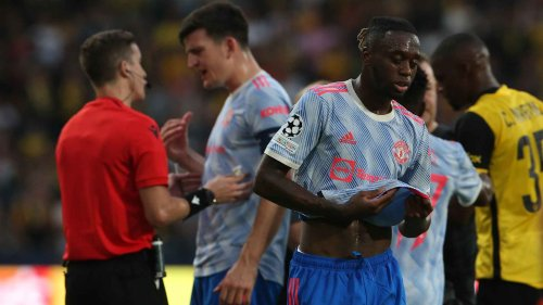 Wan-Bissaka cleared to face Atalanta in Champions League