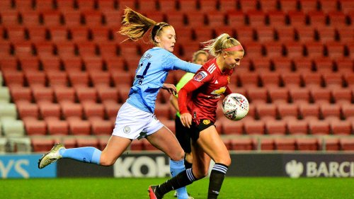 United Women's history in the Manchester derby