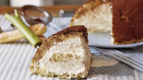 Charlotte tiramisu recette sans cuisson très facile - Ma Pâtisserie