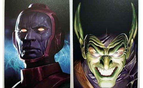 Marvel card 2 | Blog di Marco Ferrara | Collezione Marvel