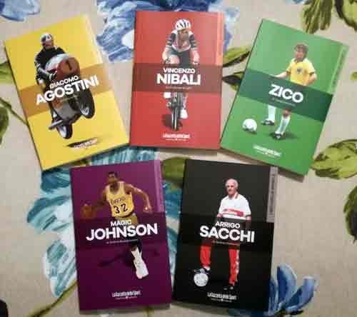 I miti dello sport | Blog di Marco Ferrara | I miti dello Sport