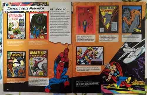 Collezione Marvel | Blog di Marco Ferrara | Collezione Marvel