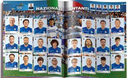 Nazionale Cantanti | Blog di Marco Ferrara | Calciatori 2020-2021