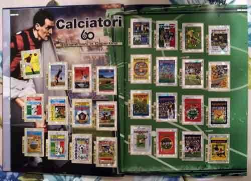 Album calciatori prima parte | Blog di Marco Ferrara | Calciatori 2020-2021