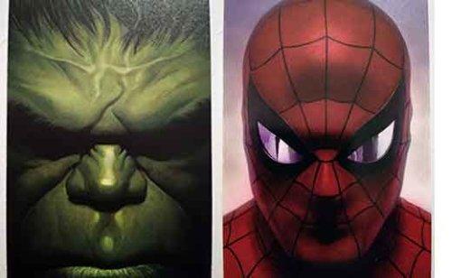 Marvel card 1 | Blog di Marco Ferrara | Collezione Marvel