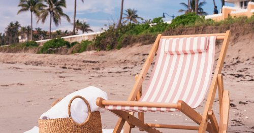 Ya es posible entrar a Zara y salir con una silla de playa