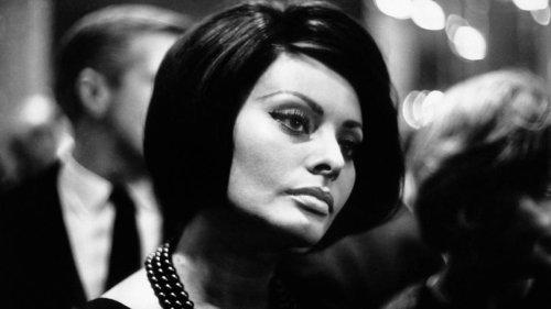 Sofía Loren, la italiana más internacional, foto a foto