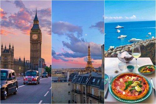 Cuánto cuesta un mes de vacaciones en el verano europeo