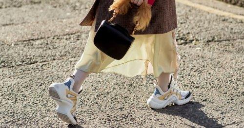 15 maneras de llevar las 'dad shoes', las zapatillas de padre que ahora son tendencia