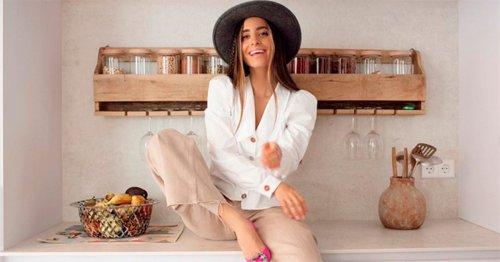 La influencer María Fernández-Rubíes nos invita a pasar a su nueva casa