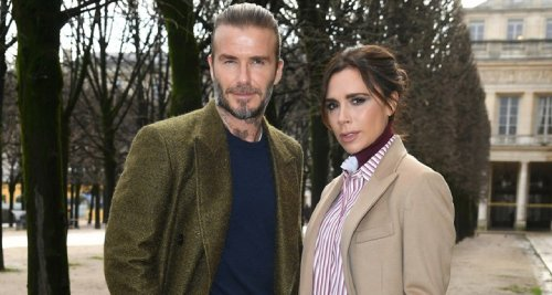 Victoria Beckham Expertly Trolled David Beckham For His Birthday, Confirming That They Are Couple Goals