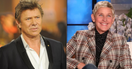 "Richard Wilkins Has Said The 'Ellen' Set Was ""Cold"" And ""Weird"""