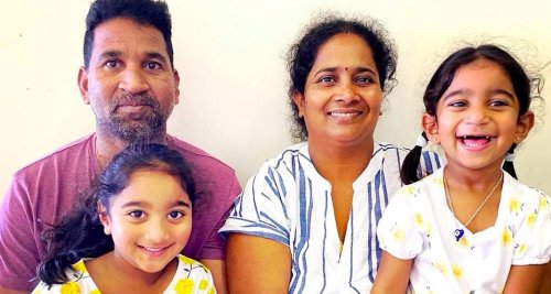 The Biloela Family Have Been Granted Three-Month Bridging Visas So They Can Safely Live In Perth