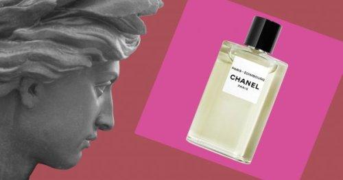 Sillages fétiches : Paris-Édimbourg, Les Eaux de Chanel