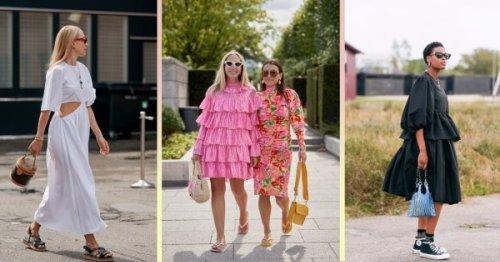 Comment porter la robe d'été ?