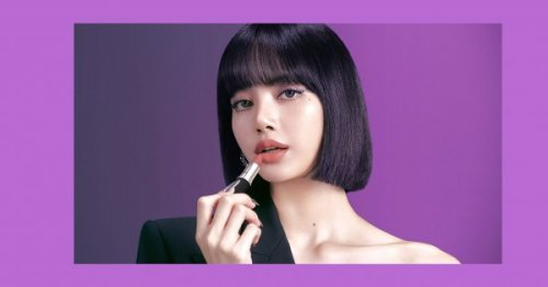 Lisa de Blackpink devient la nouvelle ambassadrice de MAC Cosmetics