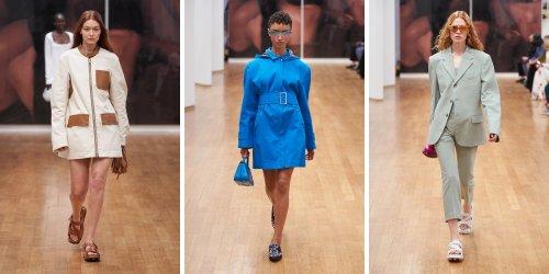 Défilés printemps-été 2022 : la définition du sportswear-chic selon Tod's