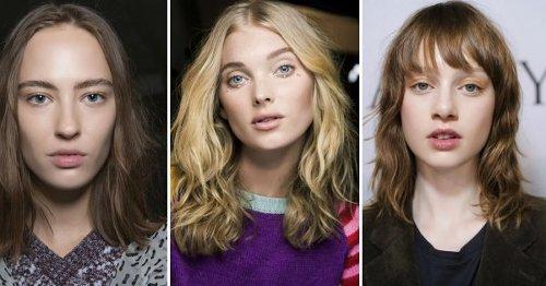 Inspiration coiffure : les plus belles coupes de cheveux mi-longs