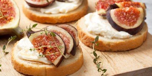 15 recettes pour sublimer la figue dès l'apéritif