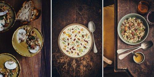 Nos recettes végétariennes d'automne